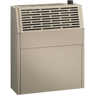 Slim Profile Direct Vent Wall Heater 8K BTU Gas HWDV080DVN