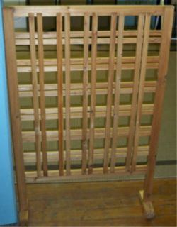 Garden Trellis Wooden Screen