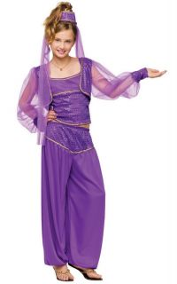 Brand New Child Dreamy Genie Halloween Costume 121762