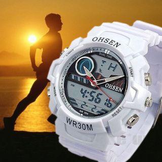 gender unisex style multi function sport watch movement quartz
