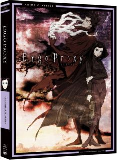Ergo Proxy Complete Series Ep. 1 25 (Anime Classics) Anime DVD R1