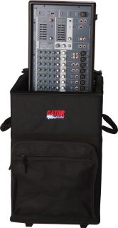 Gator Cases GPA 720 Powered Mixer Case w 13x13 5x20 Interior