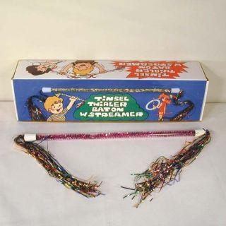 Streamer Tinsel Batons Kids Toy Baton Girls Fun Toys