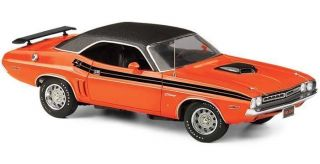 Franklin Mint 1971 Dodge Challenger R/T Hemi 426   Limited Edition