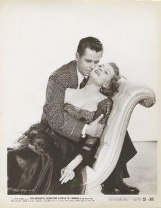 Affair in Trinidad Orig Still Noir Rita Hayworth Glenn Ford Great