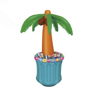 Giant Inflatable Palm Tree Cooler Party SuppliesFancy Dress