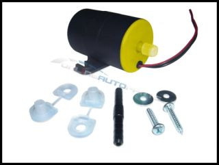 12 Volt Motor Bike Low Volume Electric Fuel Pump 1 5PSI