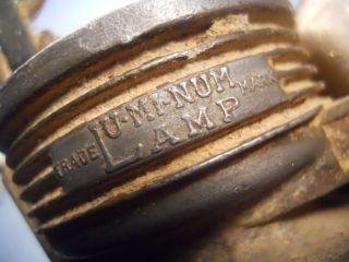 Antiques Fred R Belt Justrite Miners Carbide Lamps 1 Excellent 1 Not