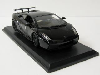 Lamborghini Gallardo Superleggera Diecast Model Car Maisto 1 18 Scale