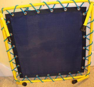 Galt Original Toy Company Child Kid Trampoline Foldable Jumping Handle