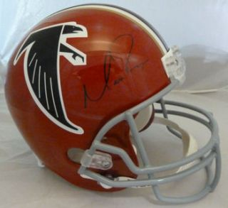 Matt Ryan Autographed Signed Atlanta Falcons Throwback Full Size
