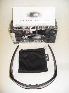 Oakley 12856 Gascan Matte Black Black Iridium Polarized Sunglasses