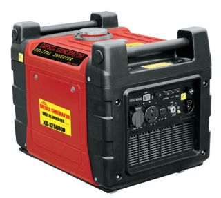 Digital Inverter 5600D Diesel 5000 Watts Generator New