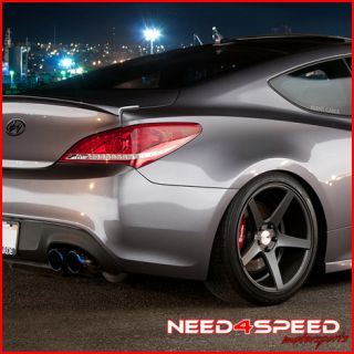 19 Hyundai Genesis Coupe Avant Garde M550 Concave Staggered Wheels