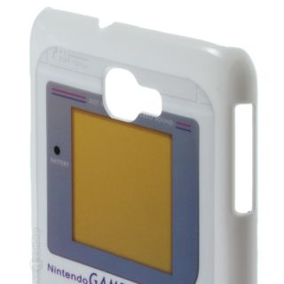Nintendo Game Boy Design Hard Shell Case Cover for Samsung Galaxy Note