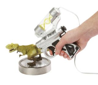 STARTER KIT EXTRACTION GUN with the T REX and CD Online Game play
