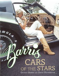 George Barris Cars of The Stars Fawcett Sinatra Davis