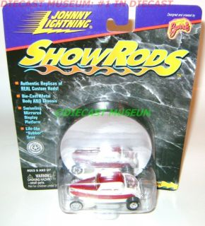 Speed Coupe George Barris Show Rods JL Johnny Diecast