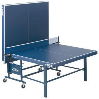 Stiga Expert Roller Table Tennis Game Table