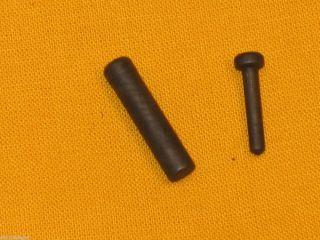 M1 GARAND RIFLE SPRINGFIELD ARMORY TRIGGER AND HAMMER PINS USGI, USED