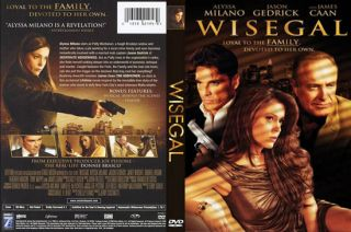 Wisegal Charmed Alyssa Milano James Caan Crime DVD