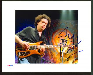 Steve Kimock Signed 8 x 10 Grateful Dead Steve Kimock Band PSA DNA COA