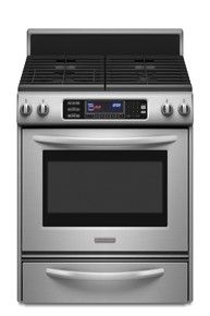 ft. Even Heat True Convection Oven and Warming Drawer: Stainless Steel