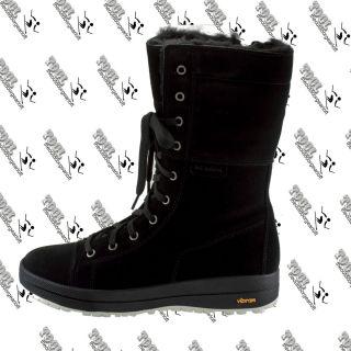 Scarpa Womens 57416 Gardena Suede Winter Boots Shoes US 7 EU 38