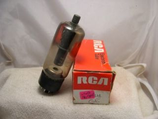 Vintage General Electric Electronic Vacuum Tube 6EL4 Used