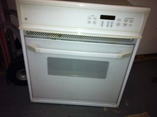 General Electric Oven White