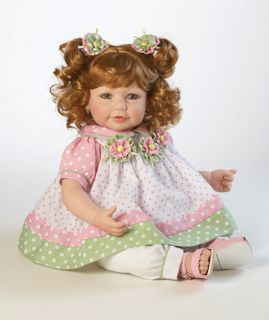 Tutti Fruity Adora Vinyl Baby Girl Toddler Doll Award Winner 20 New