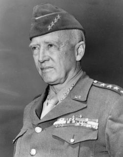 General George s Patton American United States Army WWII Hero Photo