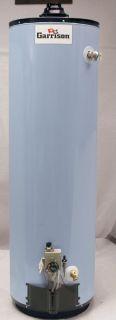 Garrison 40 GAL Natural Gas Residential Hot Water Tall Tank Heater 40