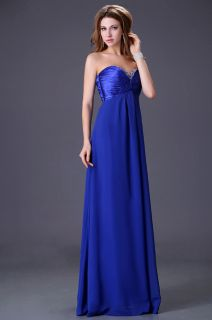 New Cocktail Prom Ball Gowns Full Tube Evening Dress