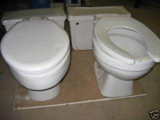Gerber American Standard Toilet Lid Bemis Seat Tank