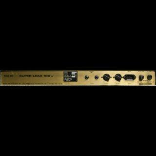 1978 Marshall 1959 Mark II Super Lead 100 watt Head & 1960 Lead 4x12