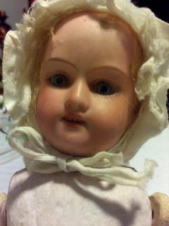 German doll beautiful old doll marked doll 10 tall collectible doll