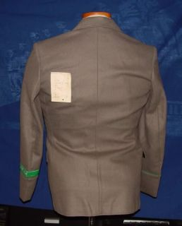 German Army Reinactments WWII Jacket Halloween Costume