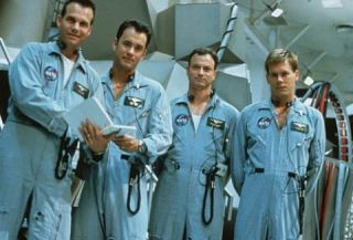 Tom Hanks Gary Sinise Kevin Bacon Ron Howard Signed x7 Apollo 13