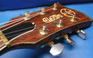 1977 Electra L P Violin Burst w EMG Pkups MI Japan