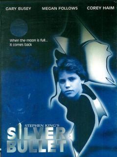 Stephen King Corey Haim Gary Busey Special Edition DVD New