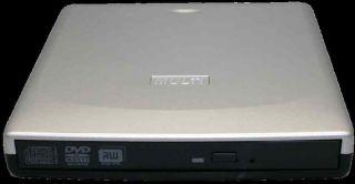 Getac V100 Laptop External USB Multi DVD Drive