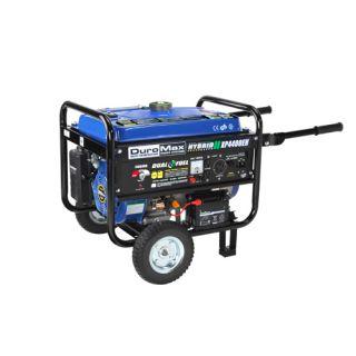 XP4400EH Hybrid Portable Dual Fuel Propane / Gas Camping RV Generator