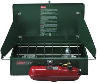 of coleman 425f499g 2 burner compact gas stove 2 burner gas stove