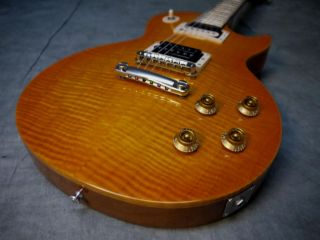 2001 Gibson Gary Moore Les Paul Signature Guitar w OHSC