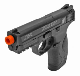 Licensed Smith & Wesson M&P40 Gas Airsoft Hand Gun 394 FPS Full Size