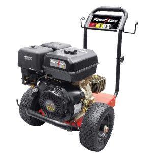 gas pressure washer powerease 15hp 4000psi 4gpm triplex pump be