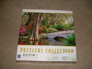 New Jigsaw Puzzle Lot Family Fun Springbok Sure Lox FX Schmid Golden
