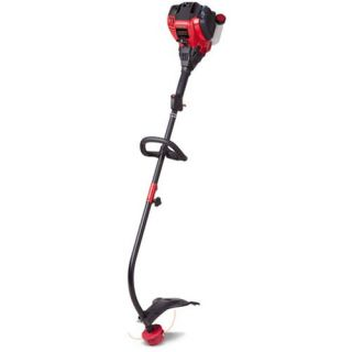 Troy Bilt 29cc 4 Cycle Curved Shaft Gas String Trimmer