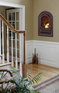 Ventless Gas Fireplaces Wall Mount Vent Free Fireplace